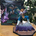 Action Figure Dragon Ball Z Figuarts Zero Vegeta GALICK GUN PVC Action Figure Anime Collectible Model