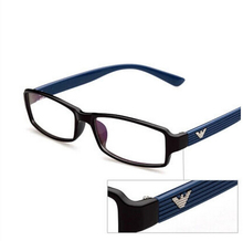 2014 new brand design plain glasses men women eyeglasses frame computer glasses optical glasses oculos de grau S143