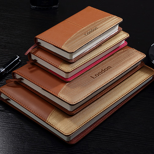 High-grade Leather Stationery A5 Notebook A6 A7 Meeting Business Work Diary Notebooks - Yiwu DianBo Intraco Ltd store