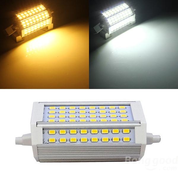 Hot Sale High Quality R7S 30W 3000LM 118mm 64 SMD5730 Warm White/White LED Light Bulb 85-265V(China (Mainland))