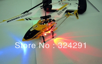HOT SALE!!Box Package! Metal 3CH RC Helicopter,Remote Control Helicopter,Gyro Toy nice gift for children