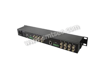 Wholesale High quality image SU-108AR cctv 8 ch Active Balun receiver with Outstanding interference rejection security camera(China (Mainland))