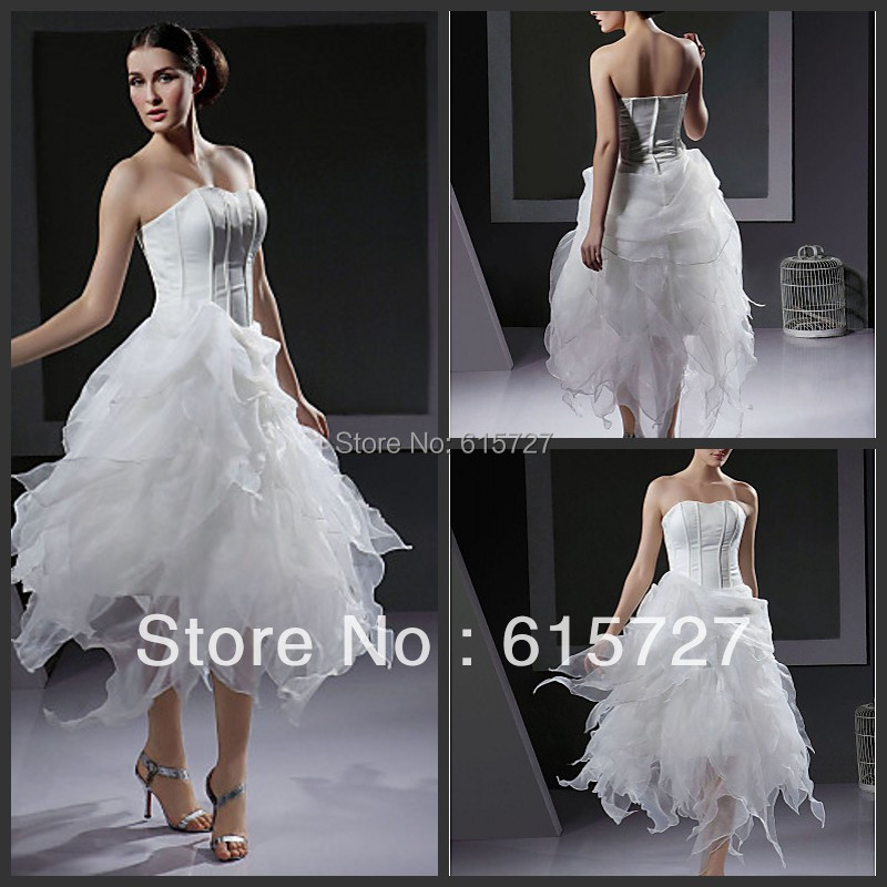 Vestido de noiva praia 2015 sexy beach wedding dress for Sexy wedding dress costume