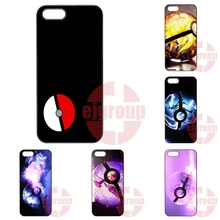 Hard Covers Shell Fire Pokeball Pokemons Vulpix Apple iPhone 4 4S 5 5C SE 6 6S 7 7S Plus 4.7 5.5 iPod Touch - Top 10 Cases Store store