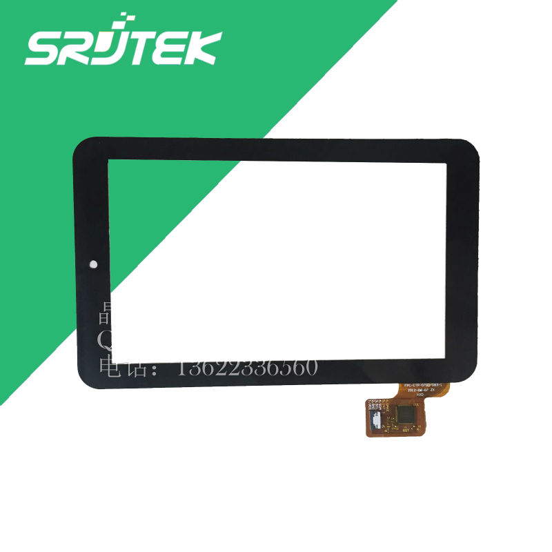 "7"" Prestigio multiPad 7.0 PMP5770d Prime Duo FPC-CTP-0700-083-1 tablet pc touch panel digitizer glass replacement(China (Mainland))"