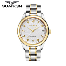 Origianl GUANQIN Top Brand Luxury Automatic Mechanical Fashion Watches Women Waterproof Sapphire Mirror Lady Watch Montre Femme
