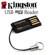 Kingston usb micro SD HC XC High speed ultra-thin mini Mobile phone card TF card reader