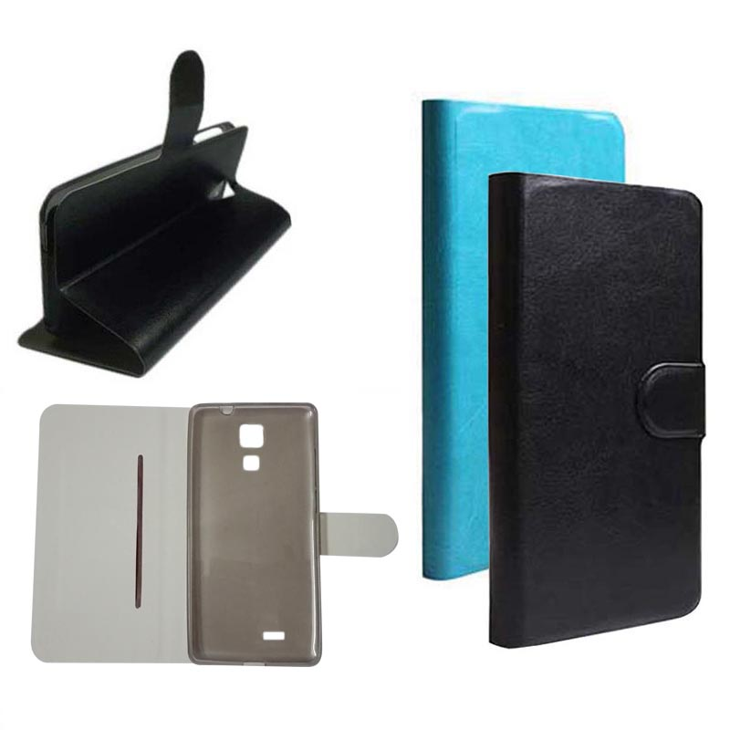 Hot Sell Original PU Leather Flip Cover Case For CUBOT P11 Cell Phones Holster ( With Screen Film + tracking number )(China (Mainland))