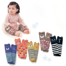 Leg Warmers Legging Arm Warm Striped For Infant Baby Toddler Girl Boy Wholesale(China (Mainland))
