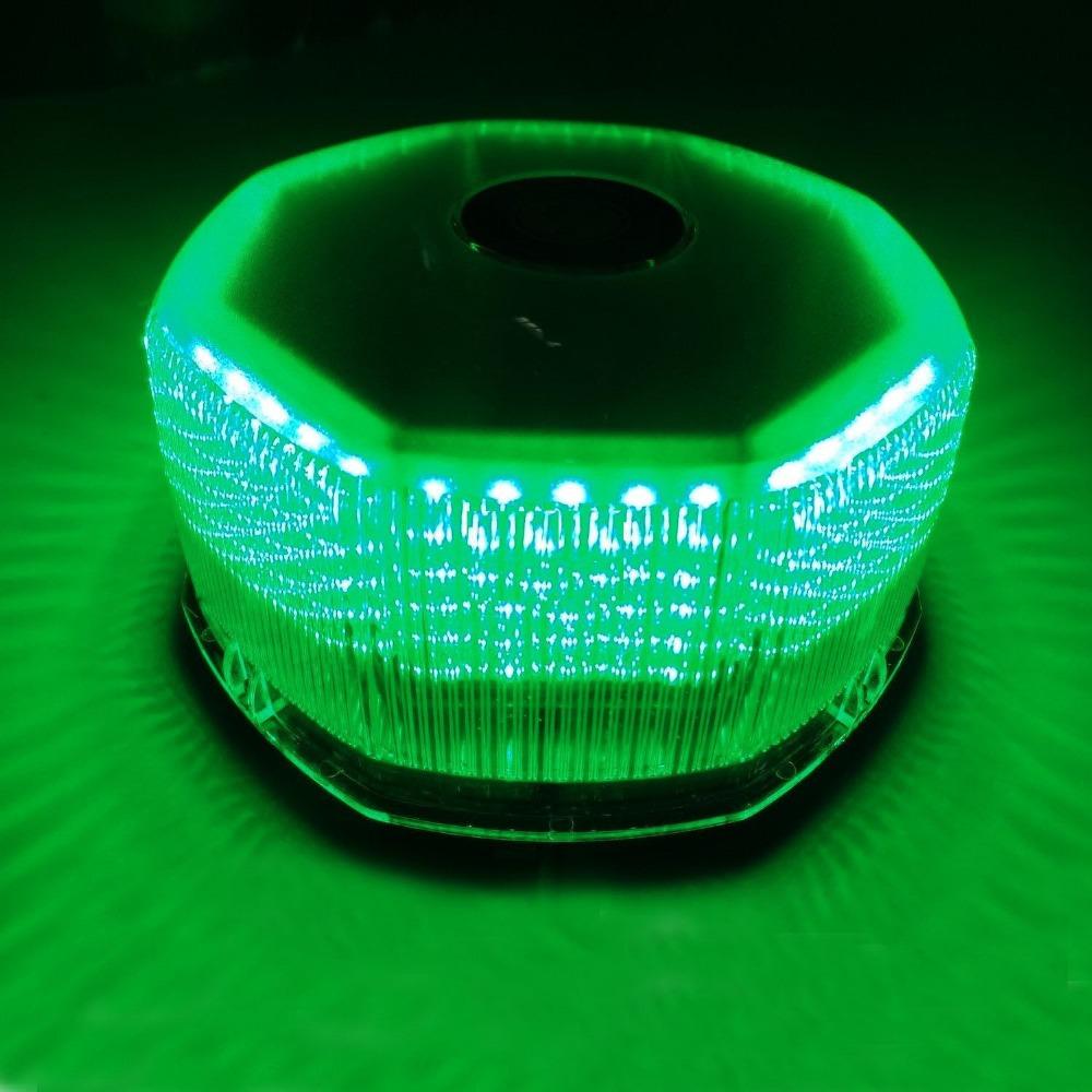 240 LED Car Truck Strobe Light Lamp Emergency Light Hazard Warning light Green(China (Mainland))