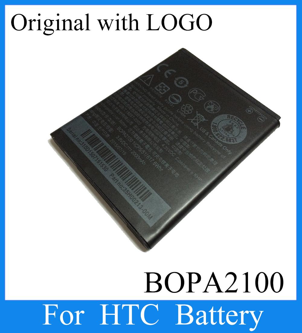 Bopa2100 oem оригинальный реальные дополнительные bateria перезаряжаемые литий-ионный полимерный аккумулятор для htc desire 310 d310w d310f v1 аккумулятор