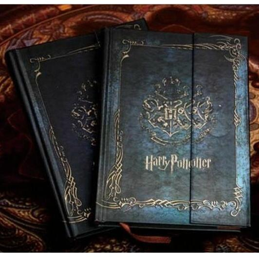 New Harry Potter Vintage Notebook/Diary Book/Hard Cover Note Book/Notepad/Agenda Planner Gift 2016-2017-2018 calendar<br><br>Aliexpress