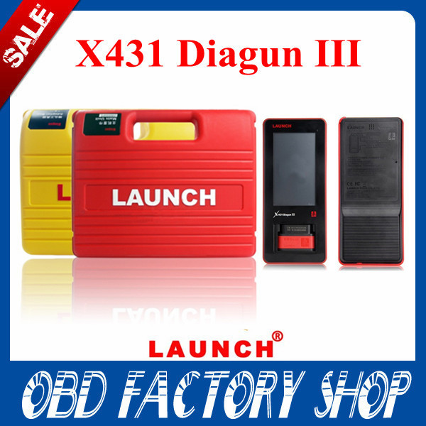 [Launch Distributor]Auto Diag for GIFT!2015 diagnostic tool Launch X431 Diagun III X-431 Diagun3 Free update Via launch website(China (Mainland))