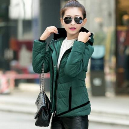 Winter down jacket 2015 high quality New womens winter jacket plus size coat feather padded cotton jacket women down coat DM105Одежда и ак�е��уары<br><br><br>Aliexpress