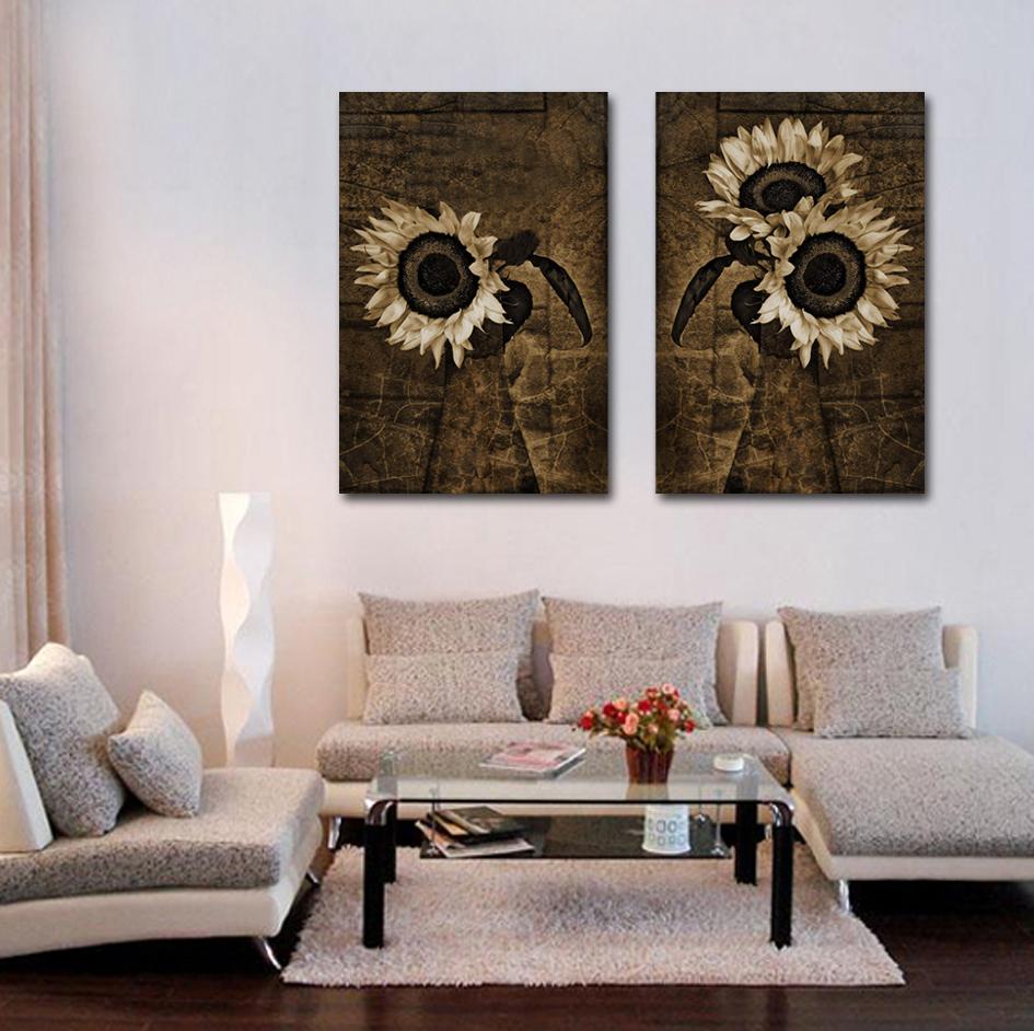 Achetez en gros noir et blanc affiches d'art mur en ligne à ...