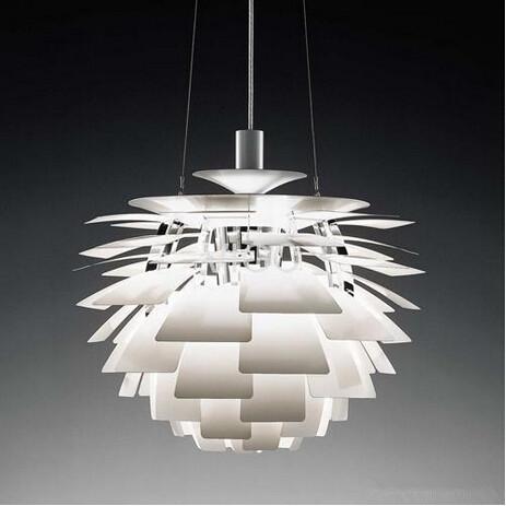 buy free shipping hot selling louis poulsen ph artichoke lamp 110v 220v. Black Bedroom Furniture Sets. Home Design Ideas