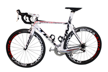 Cool full carbon Time RXRS complete bike with groups 50mm wheels carbon bike saddle bar wheels,bicicleta road bike bicycle frame(China (Mainland))