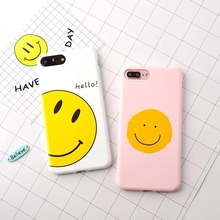 Buy Korea Super Fashion GD Bigbang Hello Smiling Face TPU Case Cover Iphone6 6S 4.7inch for $3.79 in AliExpress store