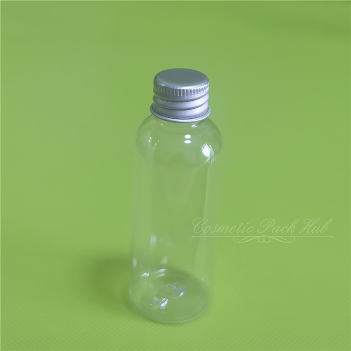 50ml Plastic Empty Bottle Cosmetic Essential Oil Liquid Containers Cream Lotion Sample Packaging Bottles(China (Mainland))