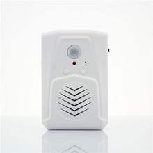 Free Shipping PIR Motion Sensor Speaker, Motion Activated Speaker, Motion Activated MP3 Player