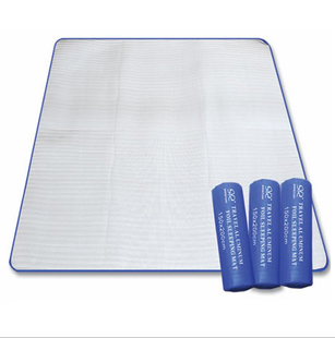 Discount Outdoor Pads Double Faced Thicken Beach Mat Camping Moisture-Proof Pad Size 2m x - Sunuo Sports & Outdoors s store