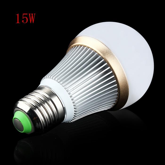 Durable product E27 Energy Saving 5pcs LED Bulb Spot Light Lamp 5x3W Warm White AC 85-265V(China (Mainland))