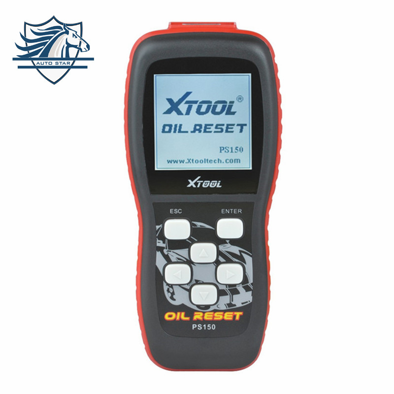 Original Xtool PS150 OIL RESET/Oil Inspection/Service Mileage/Service Intervals/Airbag Diagnostic On Asian American European Car(China (Mainland))