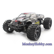 HIMOTO Mastadon 1:18 SCALE RTR 4WD ELECTRIC POWER Brushless TRUCK W/2.4G REMOTE Black buggy electric buggy(China (Mainland))