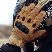 Hot Sale Quality Motorcycle Gloves Full Finger Outdoor Sport Racing Motorbike Motocross Protective Gear Breathable Glove For Men(China (Mainland))