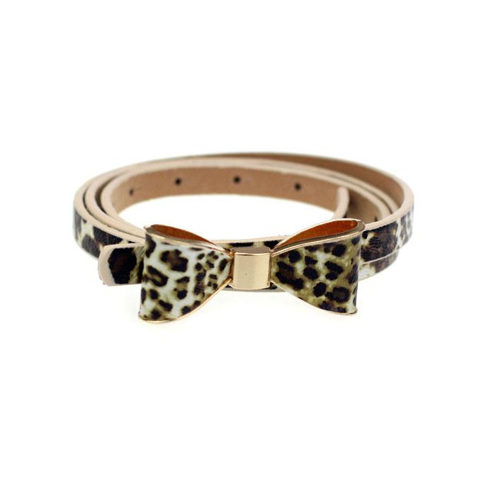 Bow Tie Waist Belt Bow Tie Waist Belt Female