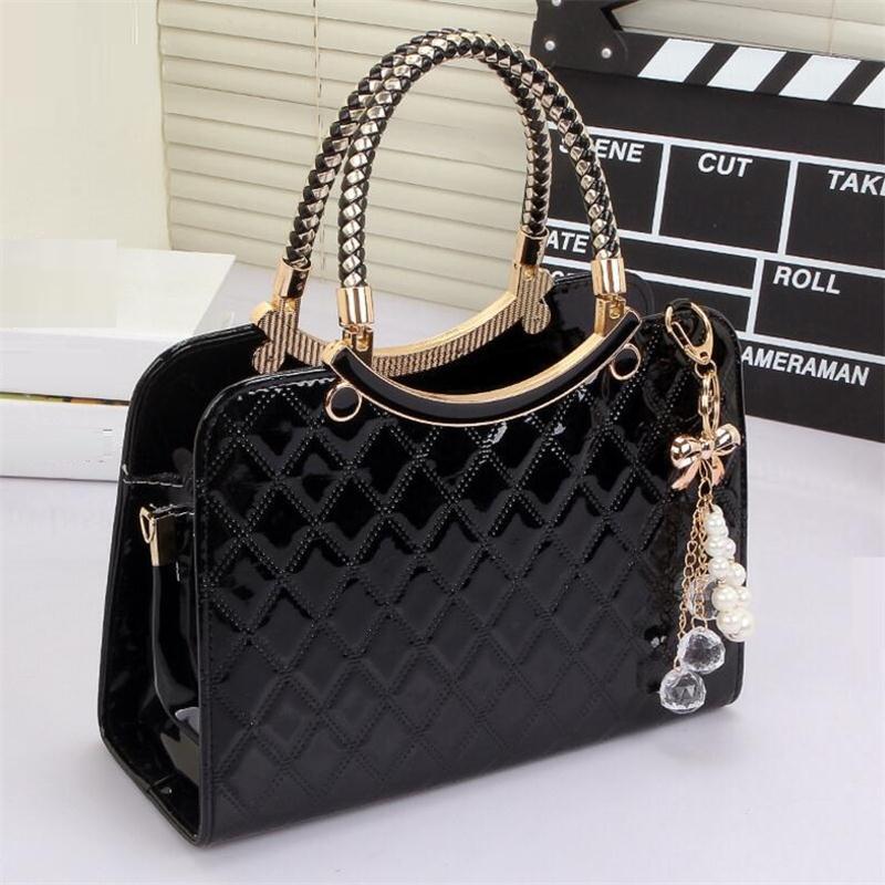 Lowest price!Famous brand women leather handbags fashion women messenger bags brand women bag clutch women Crossbody bag Bolsas(China (Mainland))