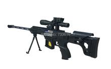 Бесплатная доставка продажа Barrett снайперская винтовка с освещением звуковой ик коллиматорный пистолет игрушка Nerf пушки классический на открытом воздухе игрушки для мальчиков
