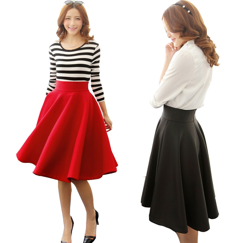 Skirt Corduroy Promotion-Shop for Promotional Skirt Corduroy on ...