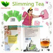 5 boxes(100 packs) weight loss Slimming Tea diet tea weight reducing tea body slimming and digestion promoting