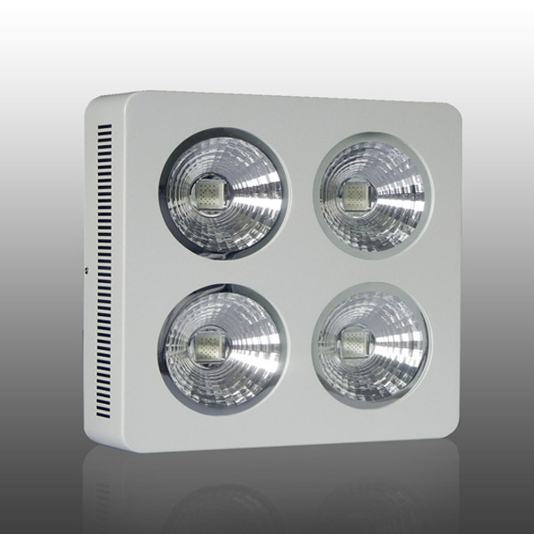 4x 200w garden grow light ,COB 7 band led chip , light more efficient ,more strong and strong penetration(China (Mainland))