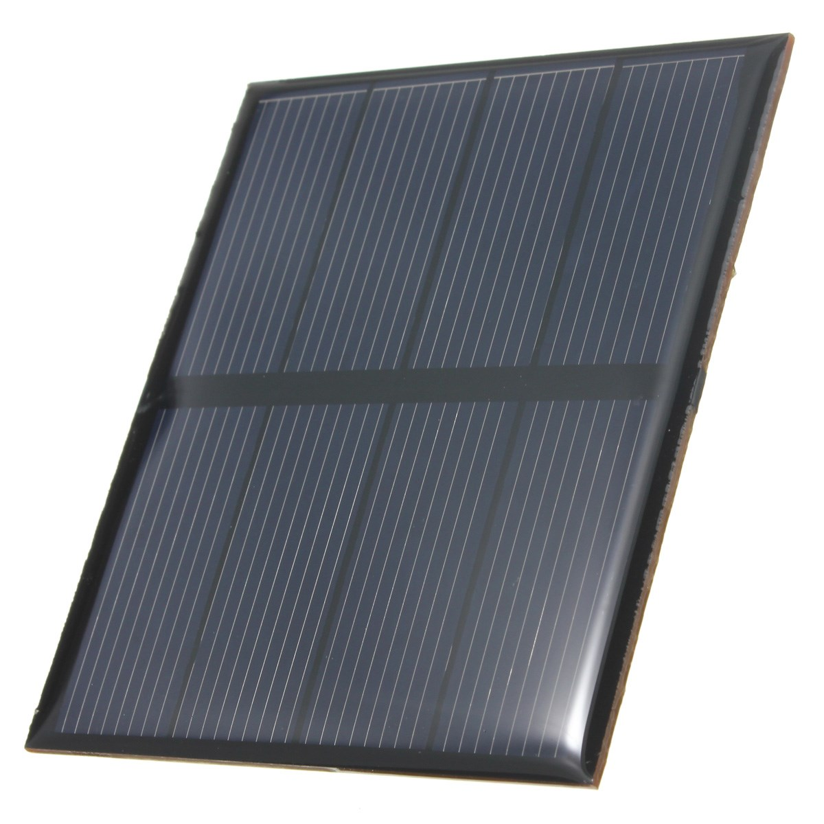 Hot Sale 2V 0.6W 300mAh Polycrystalline Silicon Epoxy Solar Panel Mini Solar Cells DIY Solar Module Stored Energy Power(China (Mainland))