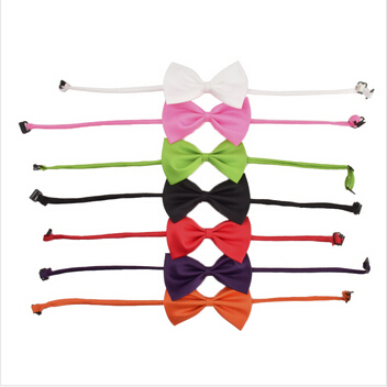 New Fashion Cute Dog Cat Pet Puppy Toy Kid Cute Bow Tie Necktie Collar Clothes dog toys cat collar clothing for dogs clothes