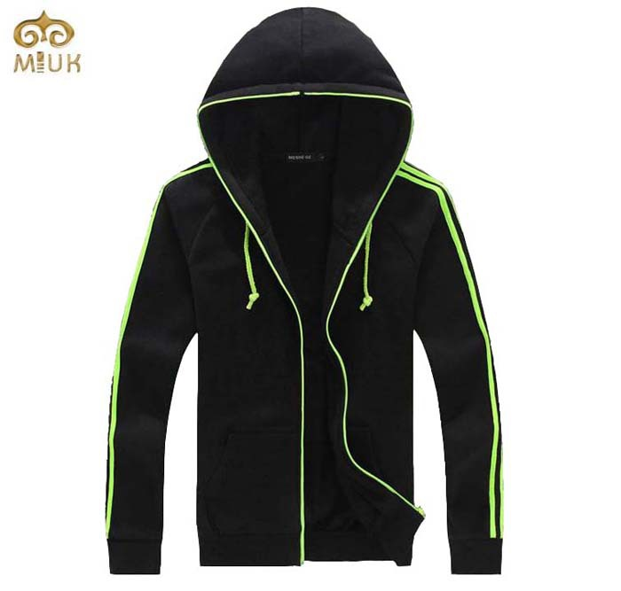 Super Large Size Men Hoodies 4XL 5XL Thick With Velveteen Inside Bright Color line Design Men's Sweatshirts Navy 1111 On Sale(China (Mainland))