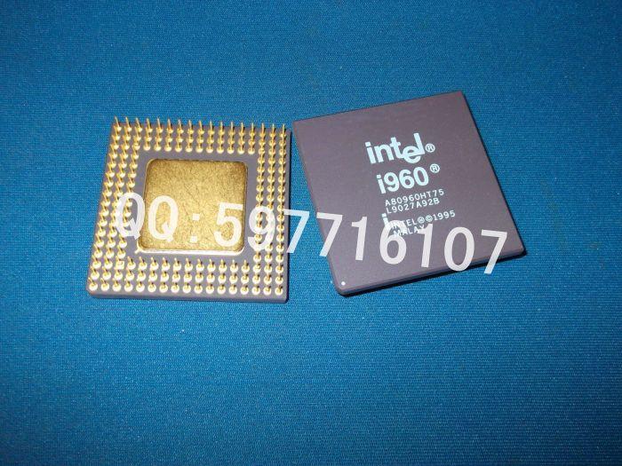 A80960HT75 SL2GP D#: 814114-ND Intel IC MPU I960HT 3V 75MHZ 168-PGA(China (Mainland))