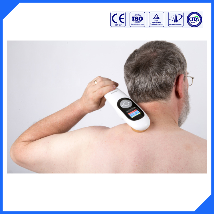 Cold soft low level laser therapy medical equipment back pain relief arthritis soft tissue wound healing(China (Mainland))