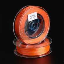 SF Braided Fly Fishing Trout Line Backing Line 30 Lb 110 Yard/spool Orange(China (Mainland))