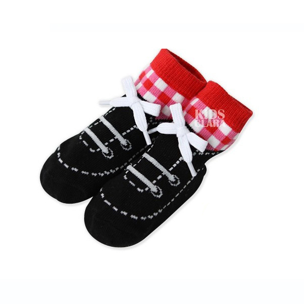 2015 Hot Lovely Infant Anti Slip Boys Nib Babys Crib Socks Booties Socks Ankle Socks Free Shipping<br><br>Aliexpress