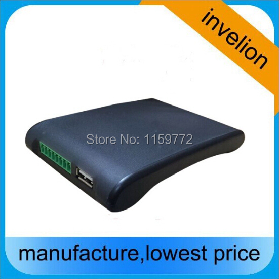 2016 passive uhf rfid usb reader writer EU 865-868MHZ 2dbi uhf rfid antenna embedded in soupport rs232 wiegand free shipping(China (Mainland))