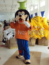 Brand New Goofy Dog Mascot costume Fancy Dress Adult size Cosplay + Halloween()