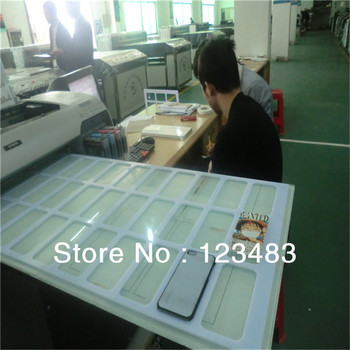 2013 latest  industrial digital iphoto case printer, glass,t-shirt  multifunctional digital flatbed printer