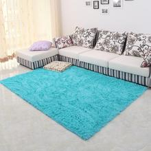 150*200cm Large Size Plush Shaggy Soft Carpet Area Rugs Non-slip Floor Mats For Living Room Bedroom Home Decoration Supplies(China (Mainland))