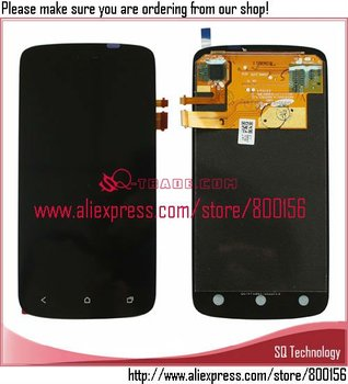 LCD With Touch Screen Digitizer Assembly for HTC One S Z520e free shipping