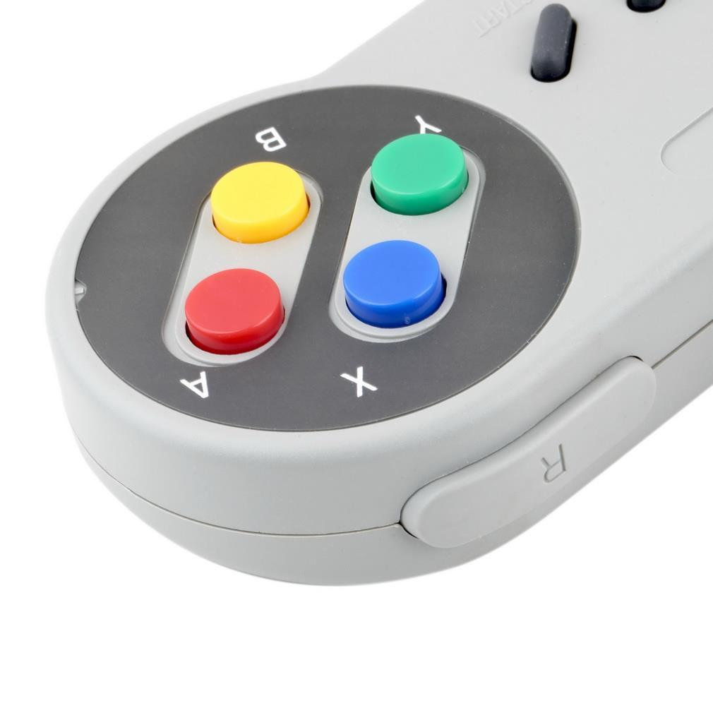 image for 1pcs X New Retro ClassicUSB Controller PC Controllers For Super Ninten