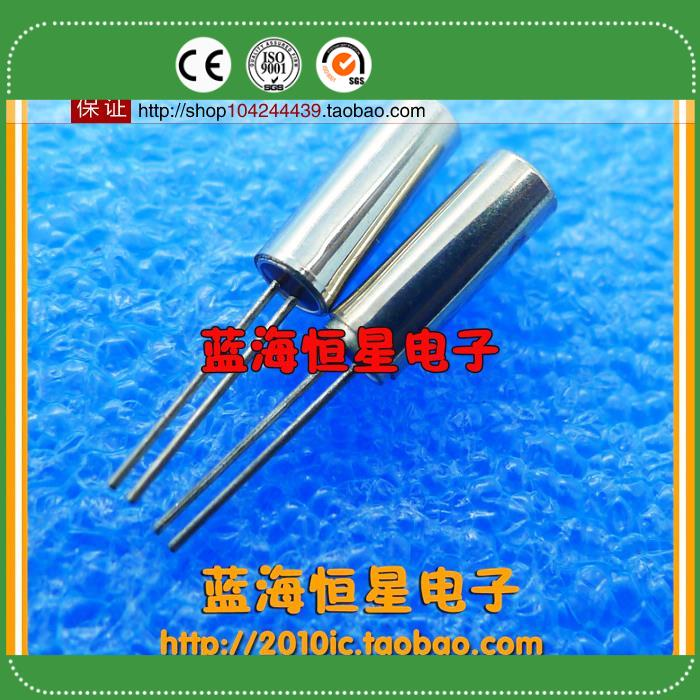 Free Delivery. [ 6P ] 32.768KHZ cylindrical crystal load capacitance 3 * 8 32.768K STM32 crystal(China (Mainland))