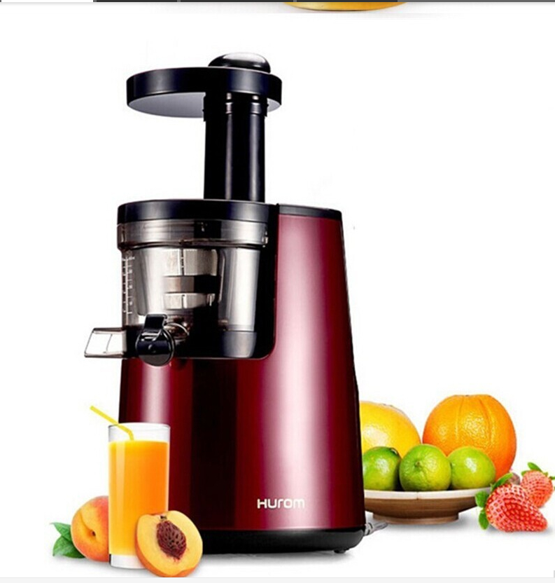 Hurom Slow Juicer 43 Rpm : New Hurom lente tariere presse-agrumes hu 600wn 43 RPM fruits lEgumes agrumes extracteur de ...